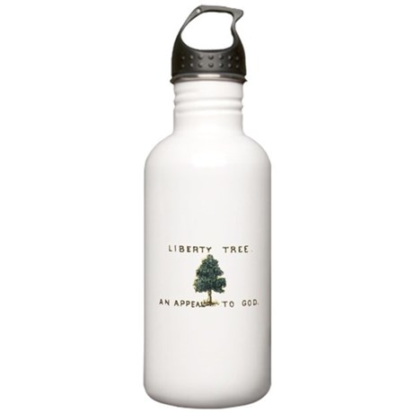Liberty Tree Stainless Water Bottle 1.0L