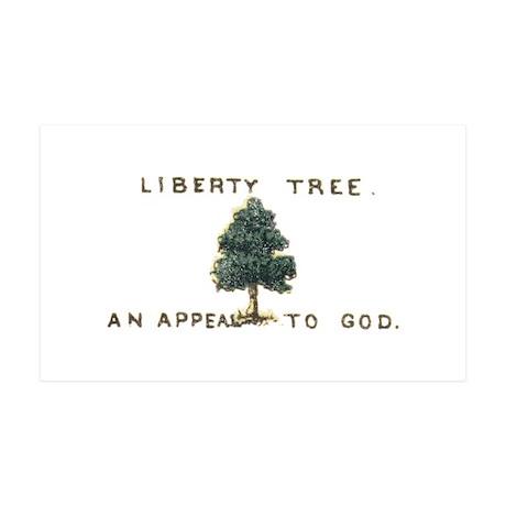Liberty Tree 38.5 x 24.5 Wall Peel