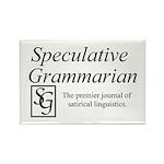 SpecGram Rectangle Magnet (10 pack)