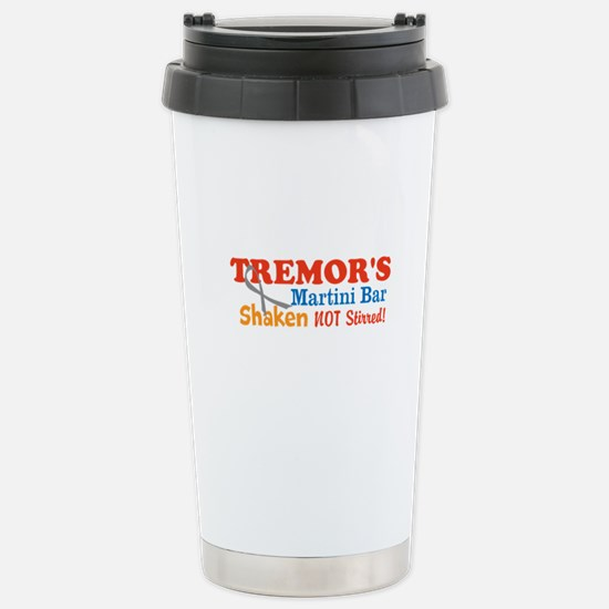 Parkinson's Tremor's Bar Stainless Steel Travel Mu