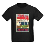 Pontchartrain Beach Kids Dark T-Shirt