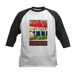 Pontchartrain Beach Kids Baseball Jersey