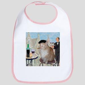 Le Cat du Cafe Bib
