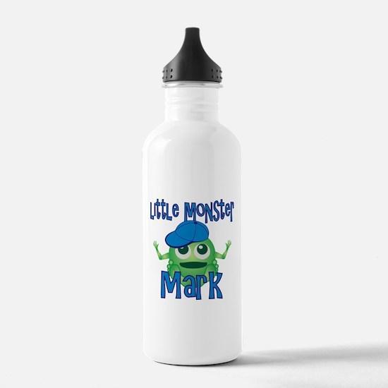Little Monster Mark Water Bottle