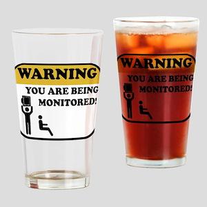 Monitored Drinking Glass