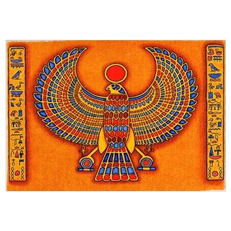 Beau Cute Egyptian Wall Art
