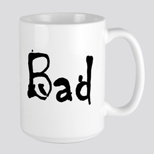 My Bad Large Mug