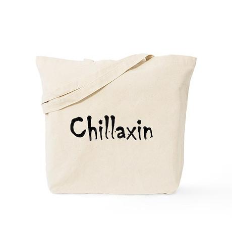 Chillaxin Tote Bag