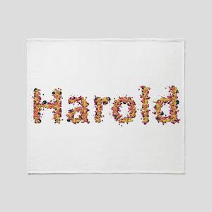 Harold Fiesta Throw Blanket