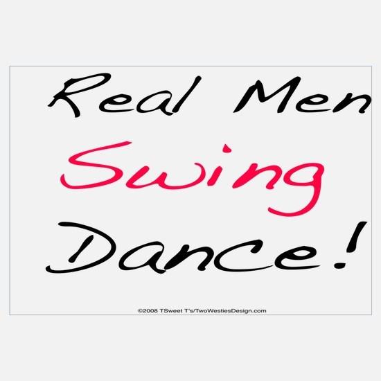 Real Men Swing Dance