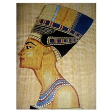NEFERTITI Canvas Art