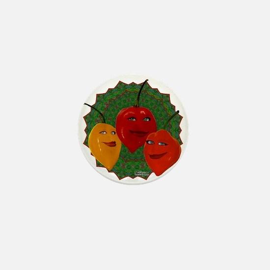Tres Habaneras Mini Button