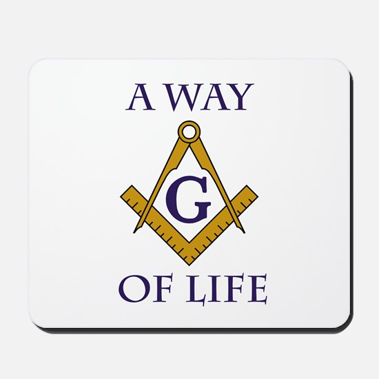 A Way of Life Mousepad