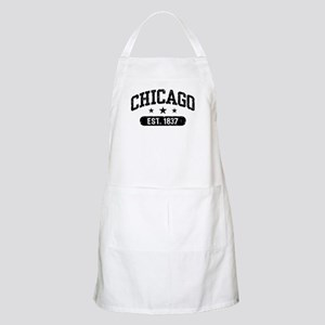 Chicago Est.1837 Apron