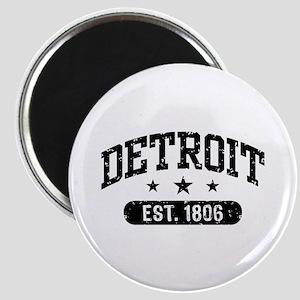 Detroit Est.1806 Magnet