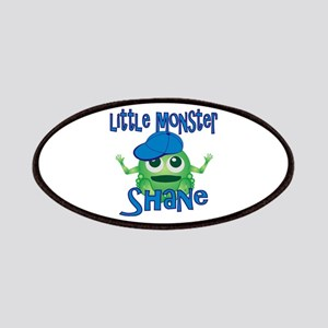 Little Monster Shane Patches