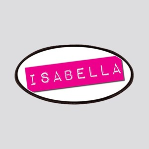 Isabella Punchtape Patches