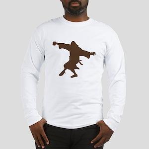 Dancing Dude Long Sleeve T-Shirt
