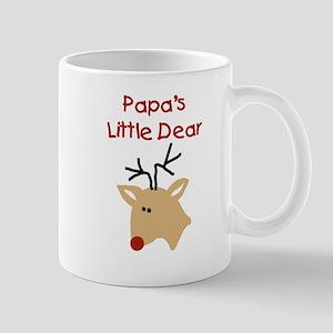 Papa's Little Dear Mug