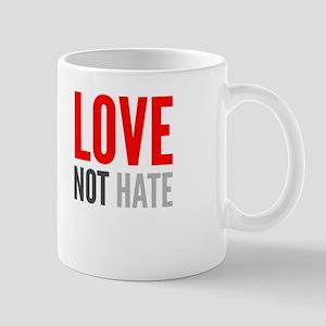 Love Not Hate Mugs
