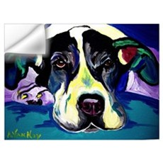 Great Dane Wall Decal