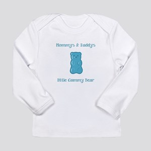 Mommy's & Daddy's Little Gumm Long Sleeve Infant T