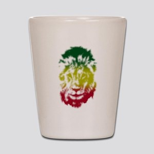 Lion Shot Glass