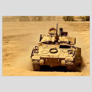 M2A2 Bradley Fighting Vehicle