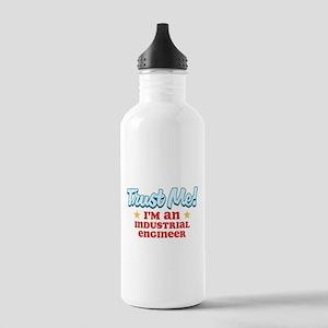 Trust Me Industrial engineer Stainless Water Bottl