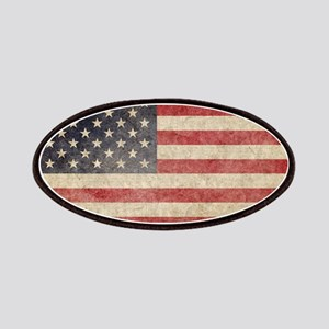 US Faded Flag Patches
