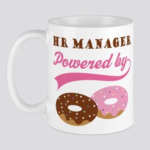 HR Manager Gift Doughnuts Mug