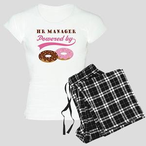 HR Manager Gift Doughnuts Women's Light Pajamas