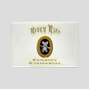 River Rats Compton Rectangle Magnet