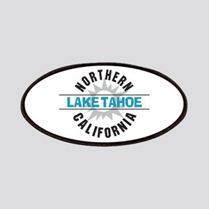 Lake Tahoe California Patches