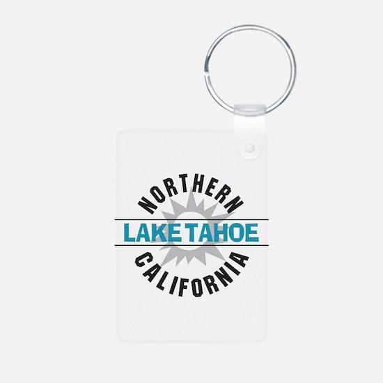 Lake Tahoe California Keychains