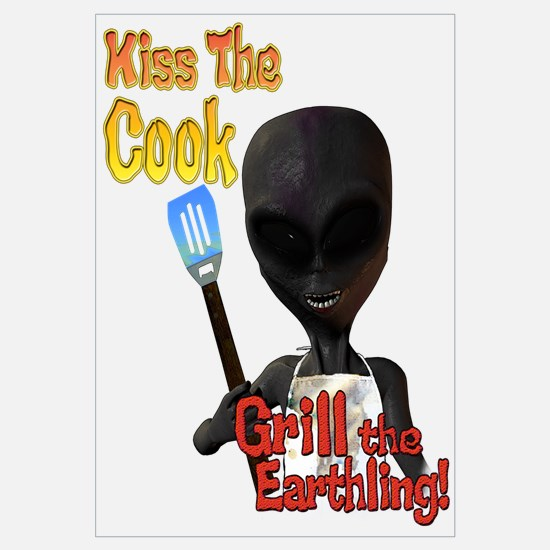 Kiss the Cook Grill the Earth