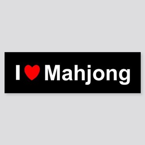Mahjong Sticker (Bumper)