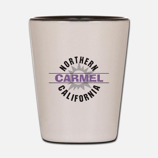 Carmel California Shot Glass