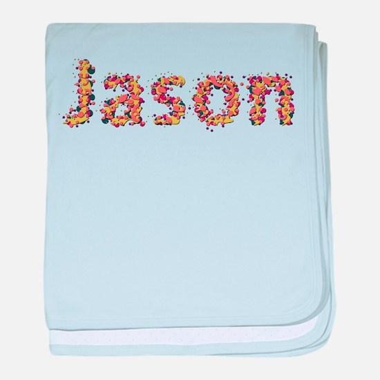 Jason Fiesta baby blanket