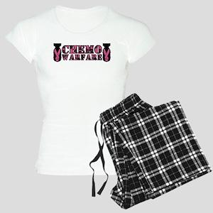 CHEMO Warfare Women's Light Pajamas