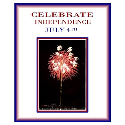 Celebrate Your Independence Canvas Art