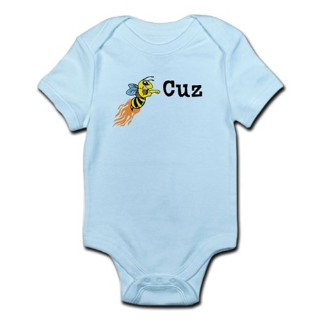 Bee Cuz Infant Bodysuit