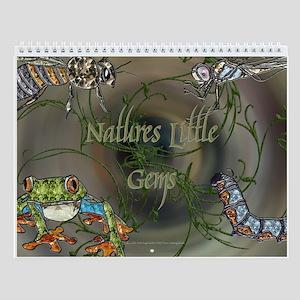 Natures Little Gems Calendar