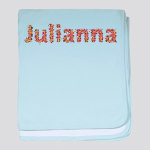 Julianna Fiesta baby blanket