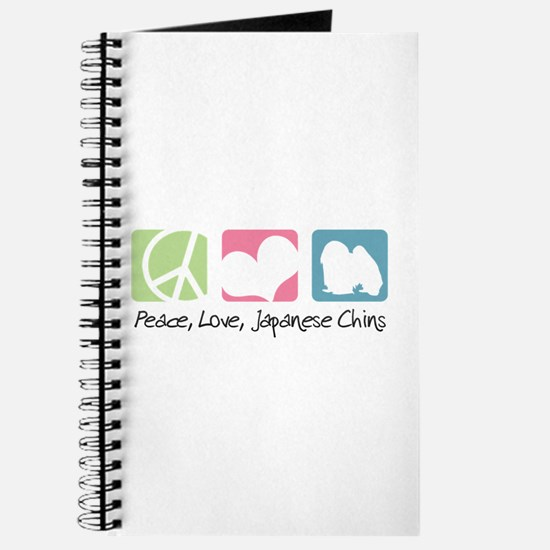 Peace, Love, Japanese Chins Journal
