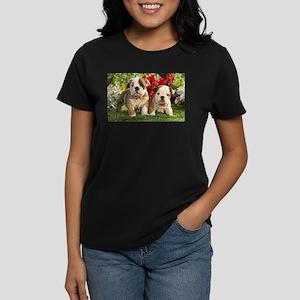 Posing Women's Dark T-Shirt