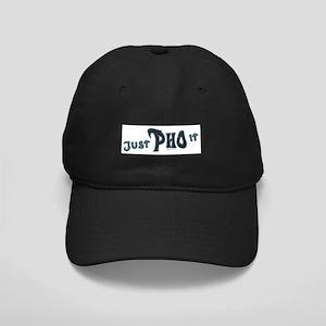 Just Pho It Black Cap