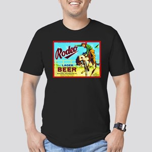 California Beer Label 2 Men's Fitted T-Shirt (dark