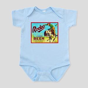 California Beer Label 2 Infant Bodysuit