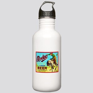California Beer Label 2 Stainless Water Bottle 1.0